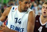 Europos čempionate žibantis A.Ajinca sudomino NBA komandas