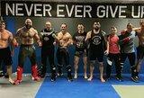 Po penkerių metų pertraukos fantastišku nokautu į UFC sugrįžęs J.Danho: koks buvo jo Lietuvoje vykęs pasiruošimas?