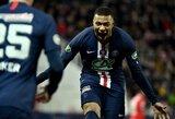 """Paaiškėjo, kokios vertės kontraktą PSG žada siūlyti """"Real"""" susidomėjimo sulaukusiam K.Mbbape"""