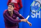 Dvi pergales per dieną šventusi baltarusė laimėjo pirmąjį metų WTA turnyrą
