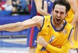 R.Kurtinaičio auklėtiniai sutriuškino Baltarusijos čempionus