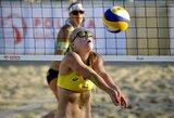 I.Dumbauskaitė ir I.Zobnina Kinijoje nepateko į ketvirtfinalį