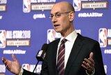 NBA svarsto kelti rungtynes į kitus miestus arba stabdyti sezoną