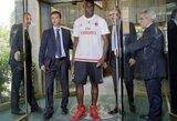 """Į """"Milan"""" sugrįžęs M.Balotelli: """"Man reikia dirbti, o ne kalbėti"""""""