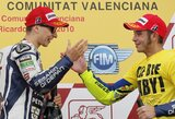 """Buvęs """"Yamaha"""" vadovas: """"V.Rossi ir J.Lorenzo tandemas gali būti nesuvaldomas"""""""