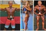 """Europos čempionate sublizgo lietuvių medaliai: kančia, virstanti malonumu, užkrečiantis legendos pavyzdys ir naujai """"iškeptas"""" veteranas"""