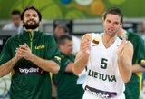 """ESPN: """"Lietuvos rinktinėje lyderio nėra. Jie stiprūs kaip grupė"""""""