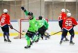 "Įpusėjus Lietuvos čempionatui – dar viena ""Kaunas Hockey"" pergalė"