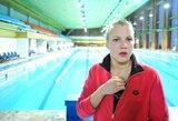 """Dienraštis """"L'Equipe"""" apie R.Meilutytę: """"Lietuviška žvaigždutė įsižiebė ilgam"""""""