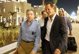 Su M.Schumacheriu susitikęs J.Todtas atskleidė, ko siekia jo šeima