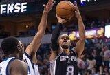 Susižeidusį D.Exumą Australijos rinktinėje pakeis kitas NBA krepšininkas
