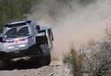 Dakaro ralio lyderio poziciją perėmė C.Sainzas, puikiai ketvirtame etape pasirodę lietuviai pagerino savo pozicijas