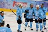 D.Zubrus rezultatyviausių žaidėjų sąraše aplenkė Baltarusijos prezidentą, Baltijos rinktinė sutriuškino kinus