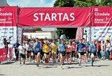 """Penktajame """"Citadele Kauno maratone"""" – permainingas oras ir nauji rekordai"""