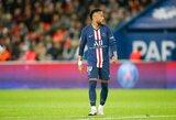 """Neymaras ir """"Barcelona"""" trečią kartą nukėlė teismo posėdį dėl neišmokėto 26 mln. eurų priedo"""