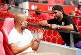 R.Mahrezui uždegta žalia šviesa: dėl dopingo vartojimo tirtas futbolininkas vėl gali rungtyniauti