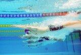 Puikūs lietuvių rezultatai tarptautinėse plaukimo varžybose Slovakijoje