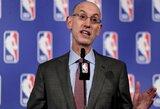 NBA svarsto kardinaliai keisti atkrintamųjų varžybų formatą