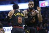 """""""Cavaliers"""" vadovo darbas iš arti: kaip jis pakeitė komandos sudėtį ir buvo susitaręs dėl D.Jordano mainų"""