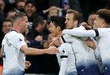 "Londono derbyje – užtikrinta ""Tottenham"" pergalė prieš ""Chelsea"""