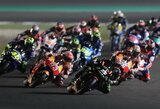 """Drama """"MotoGP"""" sezono atidarymo lenktynėse – du lyderius finiše skyrė vos 0.027 sek."""