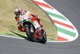 """""""Ducati"""" pilotai liko patenkinti motociklo greičiu ilgose distancijose"""