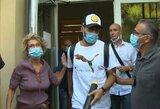 L.Suarezas sukčiavo italų kalbos egzamine, keturis universiteto darbuotojus siūloma suspenduoti