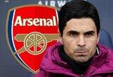 """Pagrindinis kandidatas stoti prie """"Arsenal"""" vairo M.Arteta. Ką mes apie jį žinome?"""