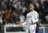 """T.Kroosas: """"Pakeisti C.Ronaldo 50 įvarčių per sezoną bus labai sudėtinga"""""""