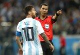 Ekstremalių išbandymų metas: galimi scenarijai, kaip Argentina gali iškopti į aštuntfinalį