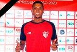 Brazilijoje fizioterapijos seanso metu mirė 22-ų žaidėjas