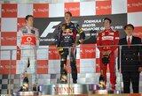 """Ar tikrai kova dėl """"Formulės 1"""" čempiono vardo nuo šiol vyks tik tarp F.Alonso ir S.Vettelio?"""
