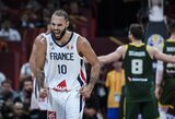 """Net ir po laimėto bronzos medalio nusivylęs E.Fournier: """"Mes atvykome čia ne JAV nugalėti ar bronzos laimėti"""""""