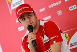 "F.Massa: ""Baudos tikrai nenusipelniau"""