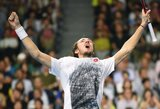 ATP 500 turnyro Tokijuje finale – japonus nuliūdinusi D.Medvedevo pergalė