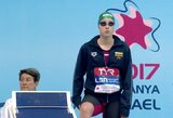 """""""Nordic"""" plaukimo čempionate lietuviai iškovojo 13 medalių"""