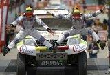 Dakaro ralio startas: V.Žala aplenkė A.Juknevičių, B.Vanagas prarado beveik 2 valandas, B.Bardauskas gavo baudą