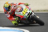 """V.Rossi: """"Laukia keistos lenktynės"""""""