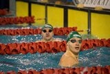 G.Titenis Monake liko toli nuo medalio, J.Jefimova iškovojo auksą