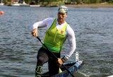 Lietuvos olimpiniam vicečempionui keistomis aplinkybėmis pareikšti įtarimai dopingo vartojimu