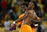 DKK ir Togas – paskutiniai Afrikos čempionato ketvirtfinalio dalyviai (+ ketvirtfinalio poros)