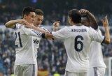 """Trileris Madride baigėsi """"Real"""" pergale"""