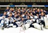 Pasaulio jaunių čempionatą laimėję suomiai tęsia dominavimą ledo ritulyje