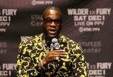 """D.Wilderis: """"Bailys A.Joshua man pateikė blogiausią pasiūlymą bokso istorijoje"""""""