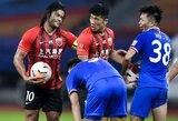 """""""Porto"""" tikisi pasirašyti sutartį su Kinijoje žaidžiančiu Hulku"""