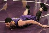 """""""Lakers"""" treneris sukritikavo L.Ballą"""