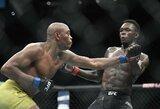 """""""UFC 234"""" algos: A.Silva uždirbo beveik keturgubai daugiau už varžovą"""
