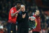 """P.Pogba dar kartą bedė pirštu į J.Mourinho trūkumus: """"Dabar mes pagaliau turime struktūrą"""""""