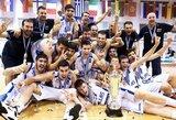 Graikai – Europos jaunių čempionai