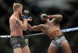 """J.Joneso mėginyje po """"UFC 232"""" turnyro vėl rasta draudžiamos medžiagos"""